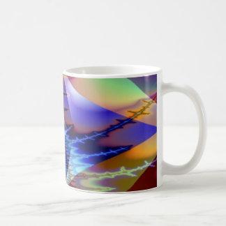 Geist-Steigen Kaffeetasse