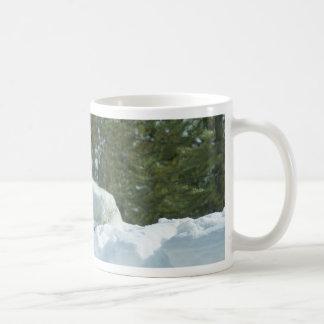 Geist-Wolf Kaffeetasse