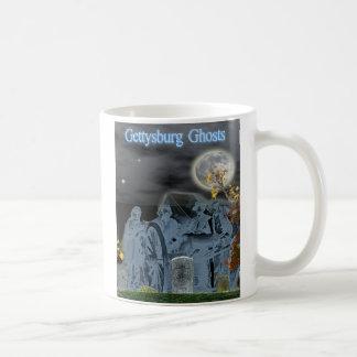 Geister von Gettysburg Kaffeetasse