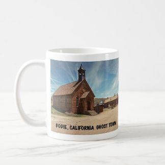 Geisterstadt: Bodie, Kalifornien Tasse