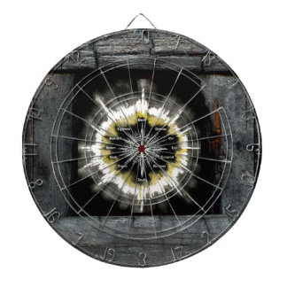 Geistiger Kompass Dartscheibe
