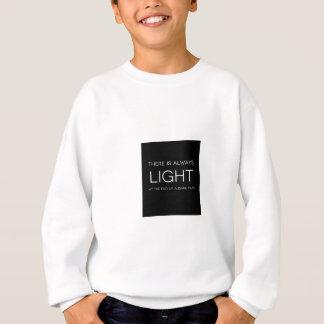 Geistiges Zitat Sweatshirt