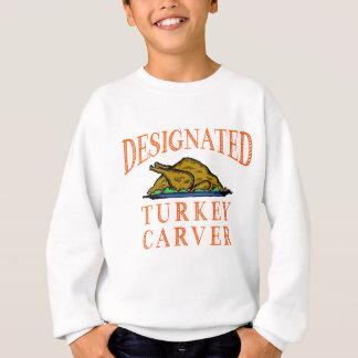 Gekennzeichneter Erntedank der Türkei Sweatshirt