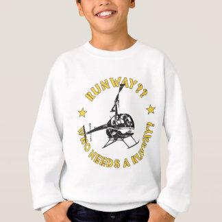 Geklapper-Schiffs-t Sweatshirt