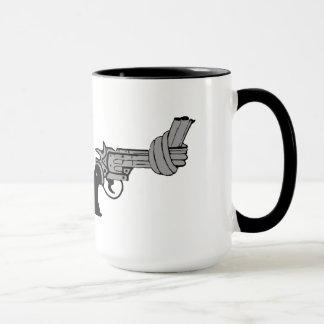 Geknotetes Gewehr Tasse