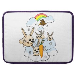 Gekritzel MacBook Pro Sleeves