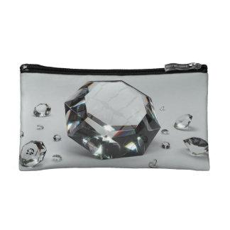 Gekrönte Königin-Sammlungs-Diamant-Kosmetik-Tasche Makeup-Tasche