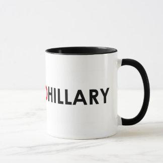 Gekrümmte Hillary-Tasse Tasse