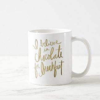 Gelassen ihnen essen Sie… Schokoladen-Tasse Kaffeetasse