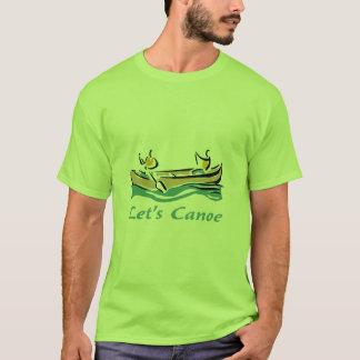 Gelassen uns Canoe T-Shirt
