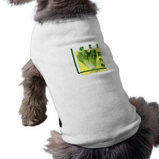 Gelassen uns essen Sie Veggies Shirt