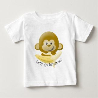 Gelassen uns gehen Bananen! T-shirts