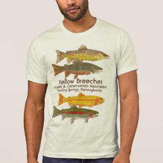 Gelb behost Angler-T-Shirt T-Shirt