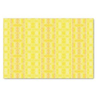 gelb seidenpapier