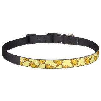 Gelbe Bell-Zuckerplätzchen-WeihnachtsHundehalsband Hundehalsband