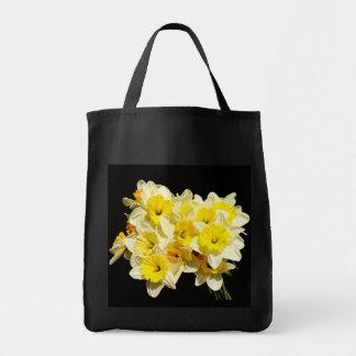 Gelbe Einkaufstasche