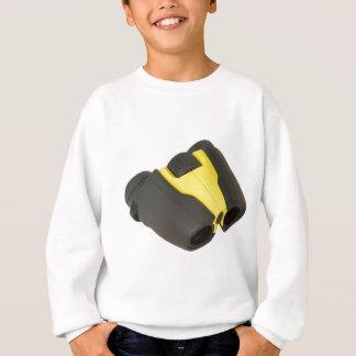 Gelbe Ferngläser Sweatshirt