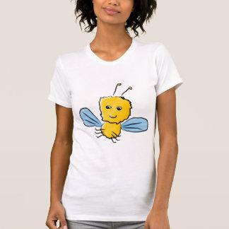 Gelbe Fliegen-Insekten-Wanze T-Shirt