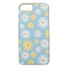 Gelbe Gänseblümchen April-Geburts-Blume iPhone 8/7 Hülle