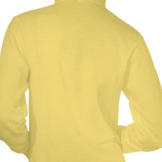 Gelbe Klasse Rancho Alamitos von 1975 Sweatshirts