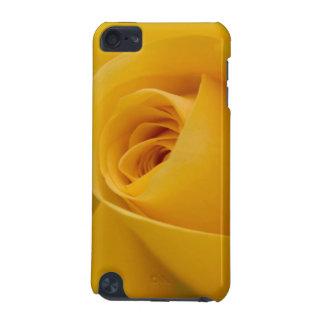 Gelbe Rosen-Blume iPod Touch 5G Hülle