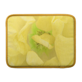 Gelbes Goldblumennektar Sleeve Fürs MacBook Air