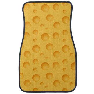 Gelbes Käse-Muster Automatte