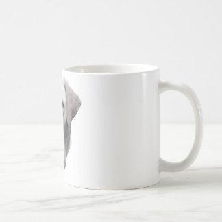 Gelbes Labrador retriever Kaffeetasse