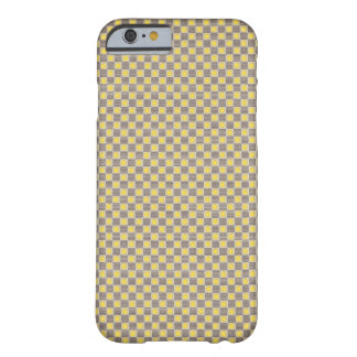 Gelbes Louis Vuitton reden Fall an Barely There iPhone 6 Hülle