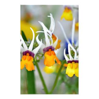 Gelbes Orchids.JPG Briefpapier
