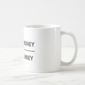 Geld der Ordnung t - Mitt Romney Tasse
