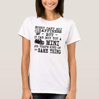 Geld kann Sie nicht kaufen Glück… T-Shirt