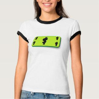 Geld-Shirt der Frauen T-Shirt