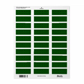 Geld-Zeichen auf grünem kleinem Extraaufkleber