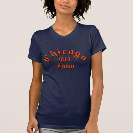 Geldstrafe-Jersey-T-Shirt der blauen Frauen T-Shirt