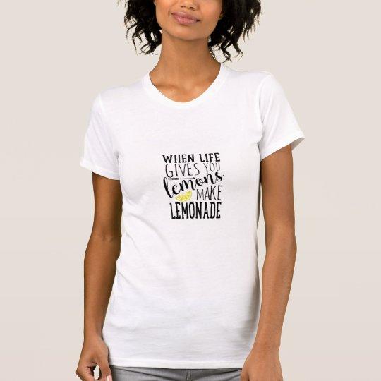 Geldstrafe-Jersey-T - Shirt der Frauen