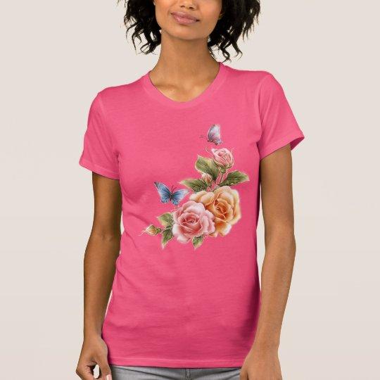 Geldstrafe-Jersey-T - Shirt der Frauen Kleider