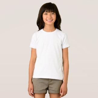 Geldstrafe-Jersey-T - Shirt der Mädchen