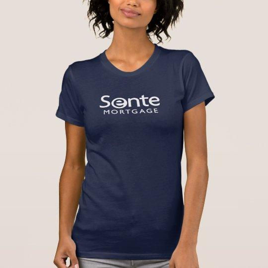 Geldstrafe-Jersey-T - Shirt der Sente-Frauen