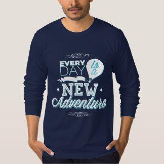 Geldstrafe-Jerseys der Männer lange Hülse T-Shirt