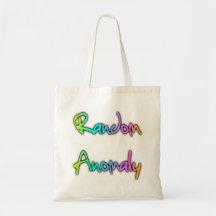 Gelegentlicher Abweichungs-Regenbogen Einkaufstasche