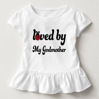 Geliebt durch mein kleinkinder t-shirt