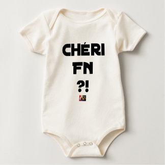 Geliebt FN?! - Spiele von Mots - Francois Ville Baby Strampler
