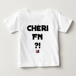 Geliebt FN?! - Spiele von Mots - Francois Ville Baby T-shirt