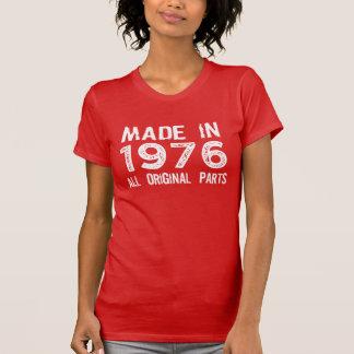 GEMACHT im Jahre 1976 alles URSPRÜNGLICHE T-Shirt