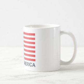 Gemacht in Amerika Kaffeetasse