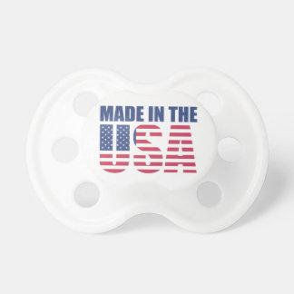 Gemacht in den USA Schnuller