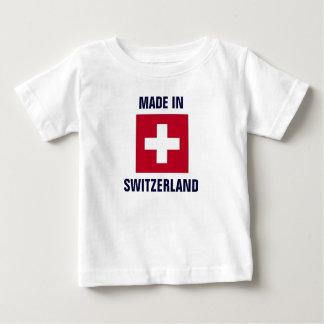 Gemacht in der Schweiz Baby T-shirt