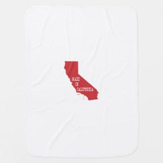 Gemacht in Kalifornien Babydecke