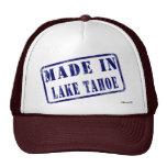 Gemacht in Lake Tahoe Caps